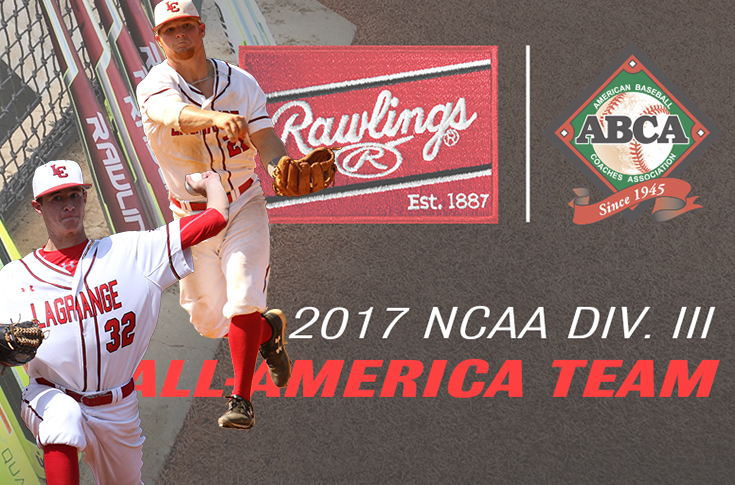 2016-17/Baseball: Broaderick, Butcher named to ABCA/Rawlings All-America second team
