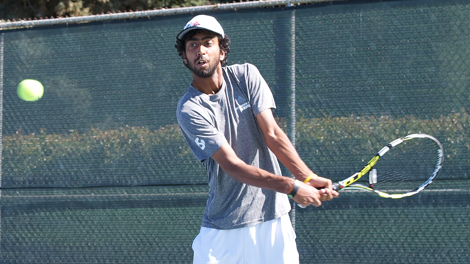 MEN'S TENNIS FALLS TO IDAHO IN FIRST MATCH ON CAMPUS IN YEARS