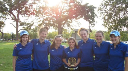 Women's Golf NAC Championship begins this weekend