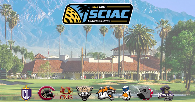 SCIAC Men's And Women's Golf Championships Set For Sunday-Tuesday, April 22-24