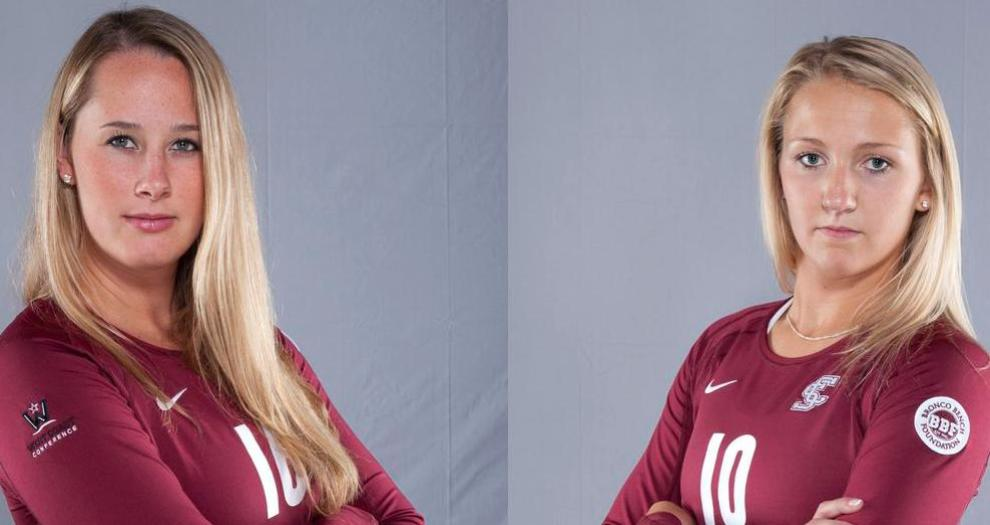 EYEBRONCO: Volleyball's 2013 Season Poster Photo Shoot and Player Interviews