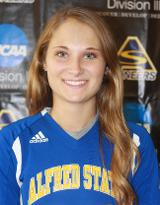 Geibel receives Association of Division III Independents women's soccer Player of the Week award