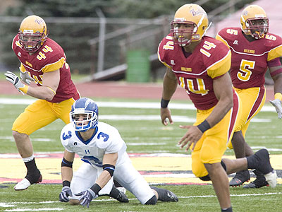 Seven FSU Football Players Honored By GLIAC