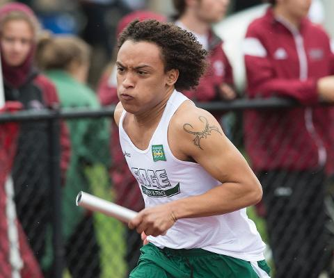 Sage men take home 5th place at Mt. Holyoke Spring Fling Meet
