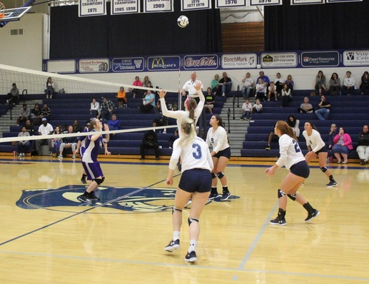 Lady Cougars Roll Past Bryan College JV