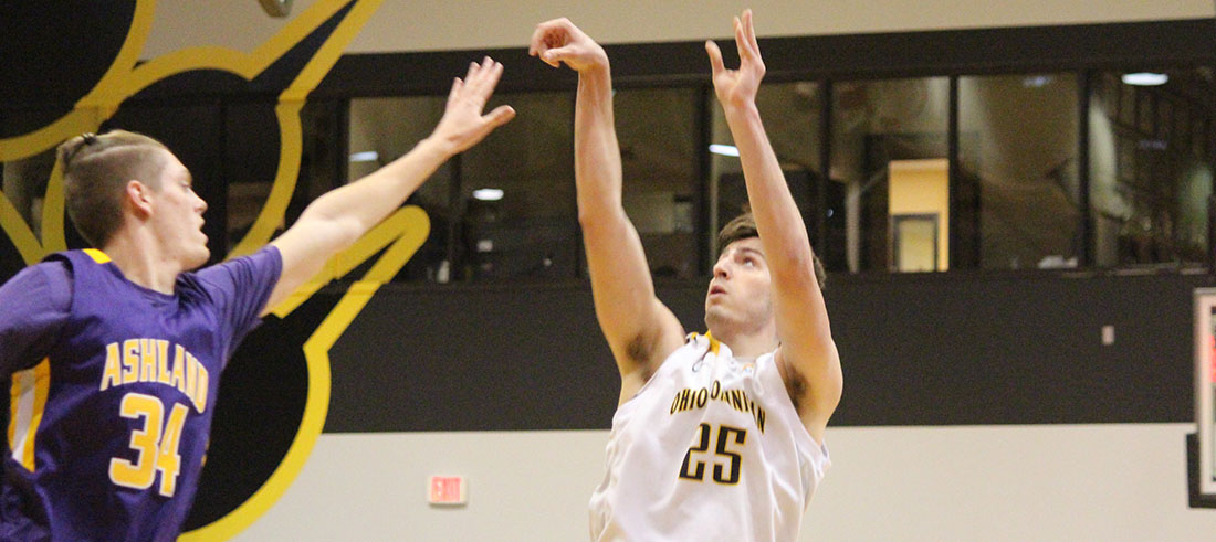 GLIAC/G-MAC Challenge Begins Season For Men's Basketball