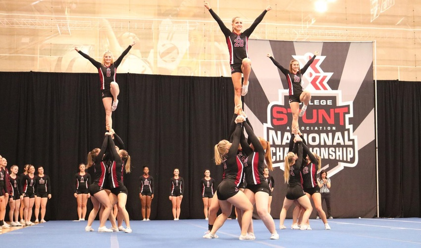 Cheer & STUNT Takes All Three Games at MSU