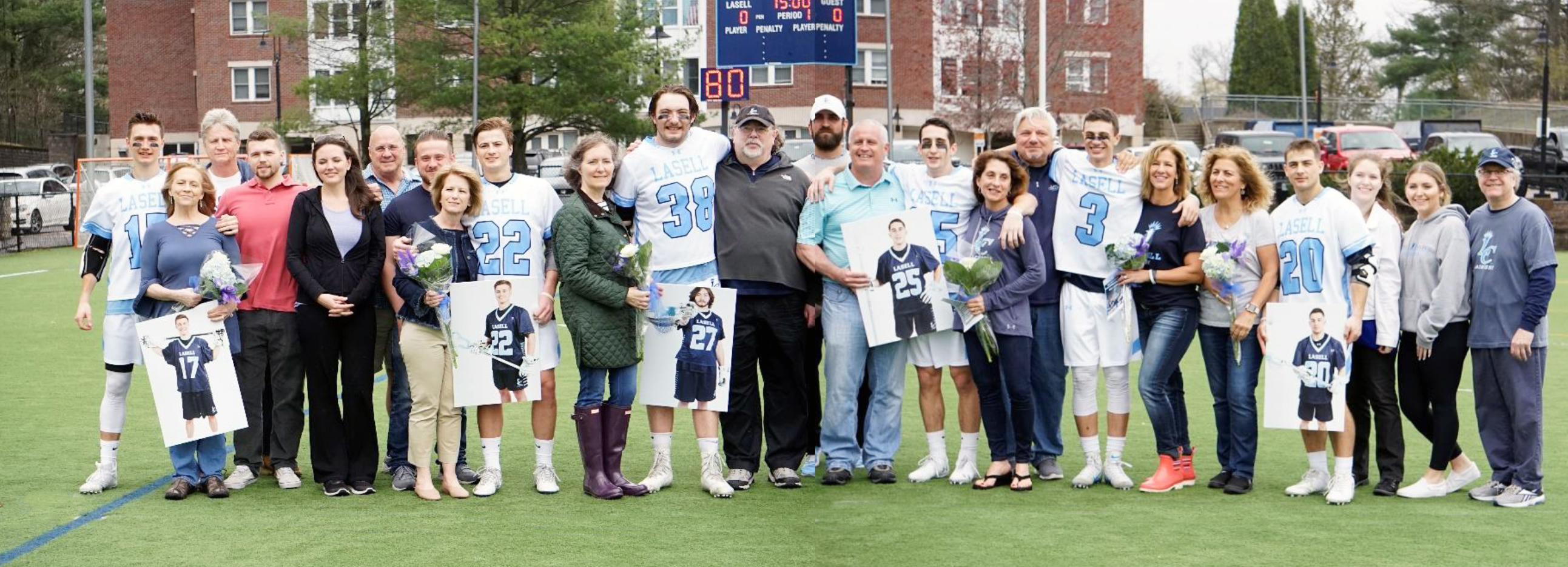 MLX: Lasell downs Anna Maria for 12th straight victory