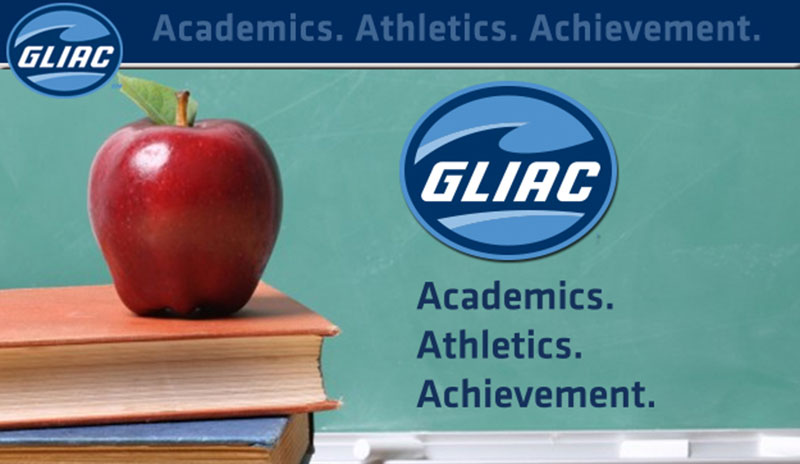 108 Earn GLIAC Academic Accolades