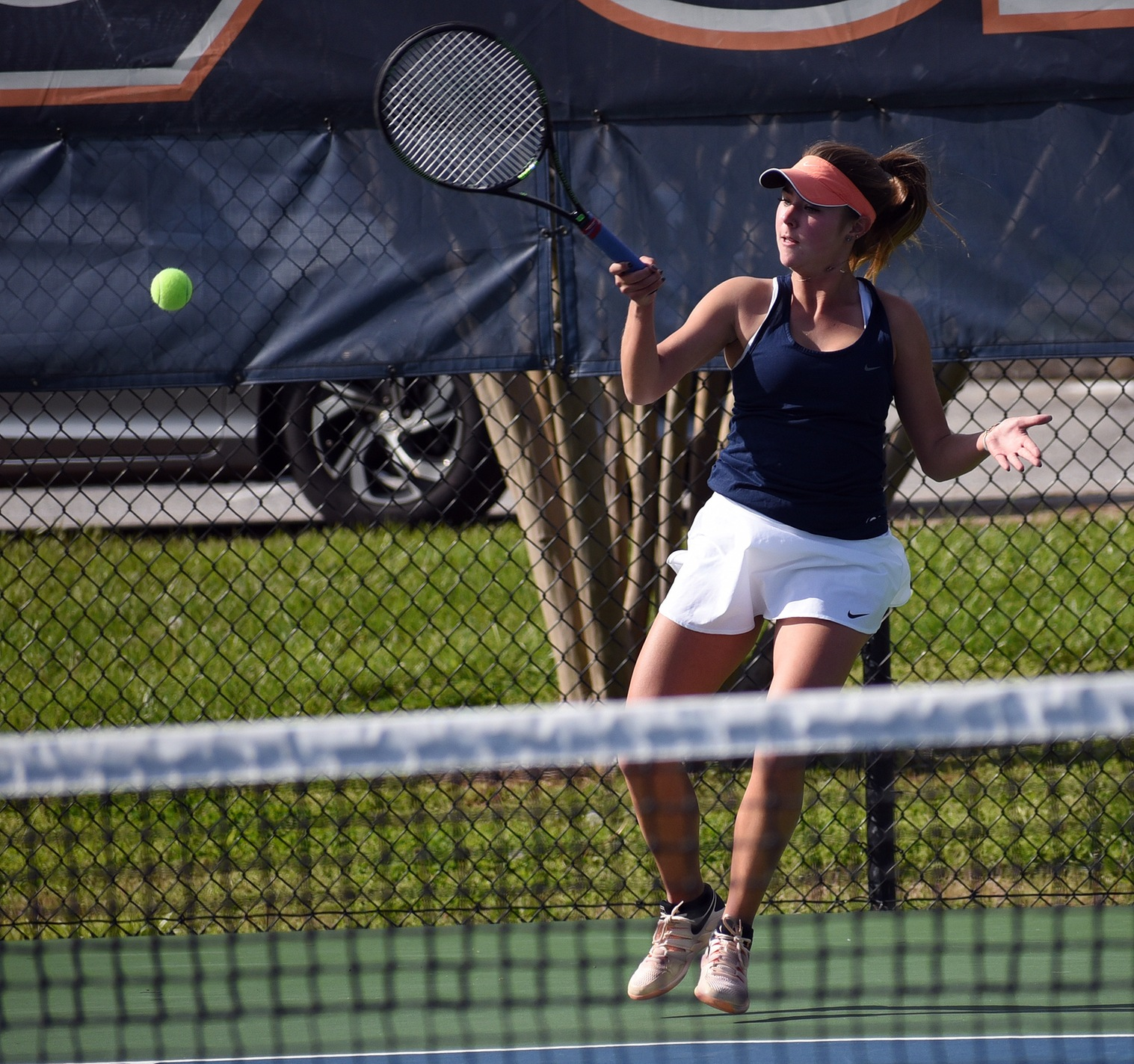 Eagles head to Austin Peay to kick off 2019 tennis season