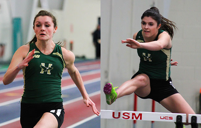 Indoor Track & Field Sets Records at USM