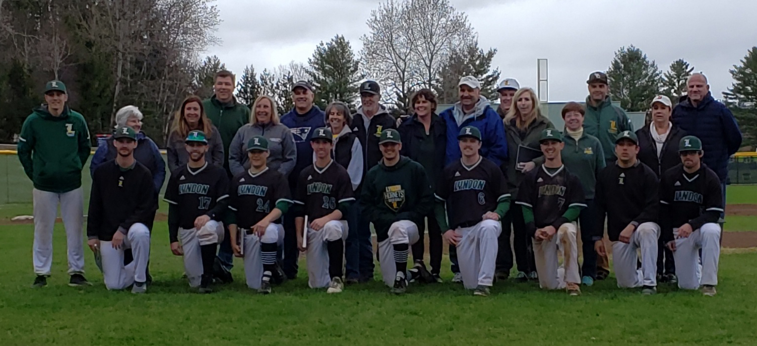 Hornets take over NAC lead with Senior Day sweep of UMaine-Presque Isle