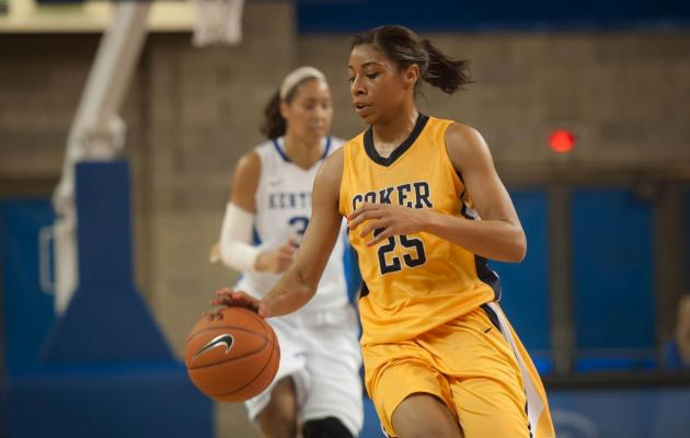Coker Women Roll Past Belmont Abbey, 81-61