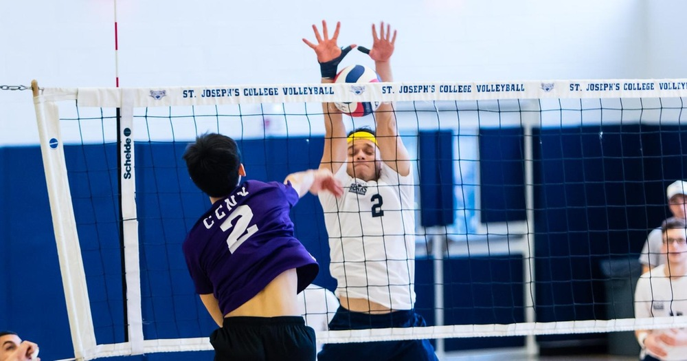 Men's Volleyball Concludes Non-Conference Play at CCNY