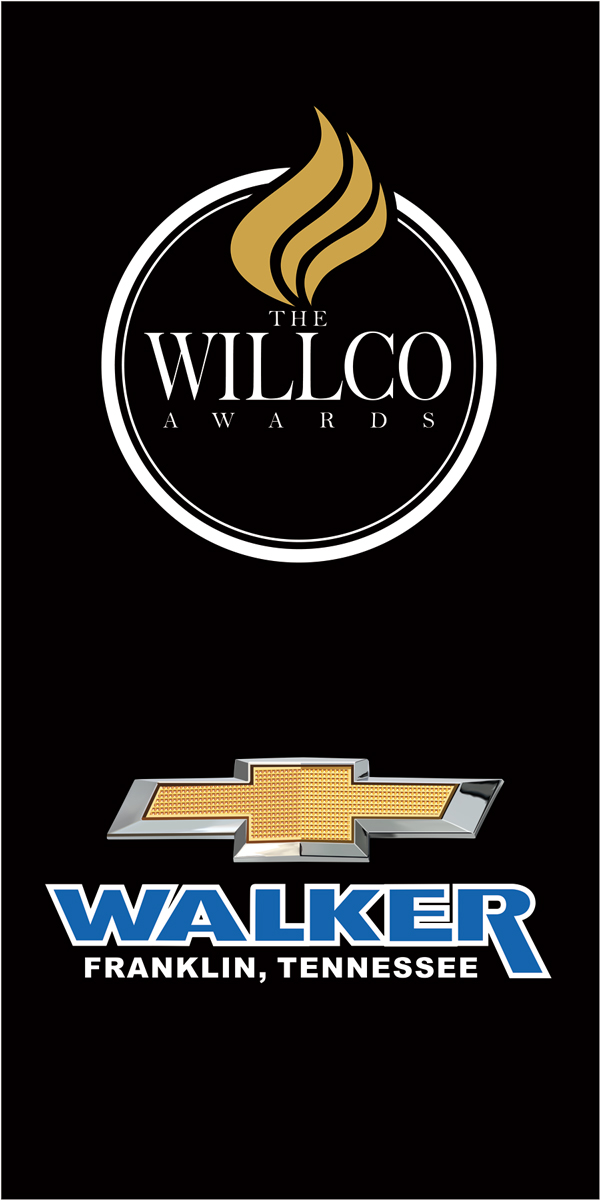 Logo for the WILLCOs presented by Walker Chevrolet