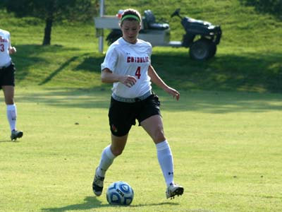 Cardinals drop 2-1 decision to Alvernia in Reading, Pa.