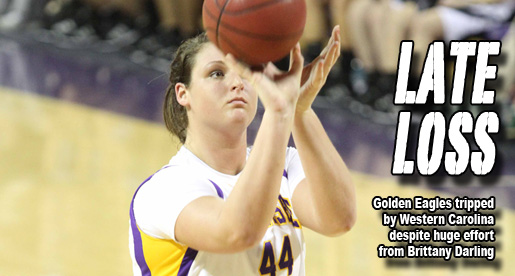 Catamounts slip past Tech with three-point, comeback victory