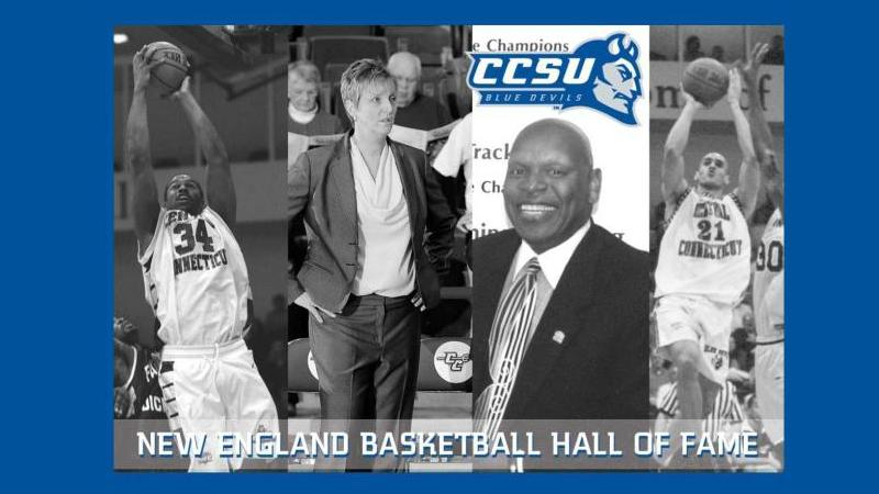 Four Blue Devils to be Inducted Into NEBHOF