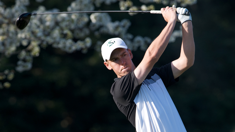 WILLIAMS LEADS THE WAY FOR MEN'S GOLF IN FINAL ROUND OF SACRAMENTO STATE INVITATIONAL