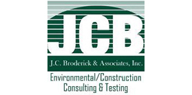 JC Broderick & Associates Inc. logo - Environmental/Construction Consulting & Testing