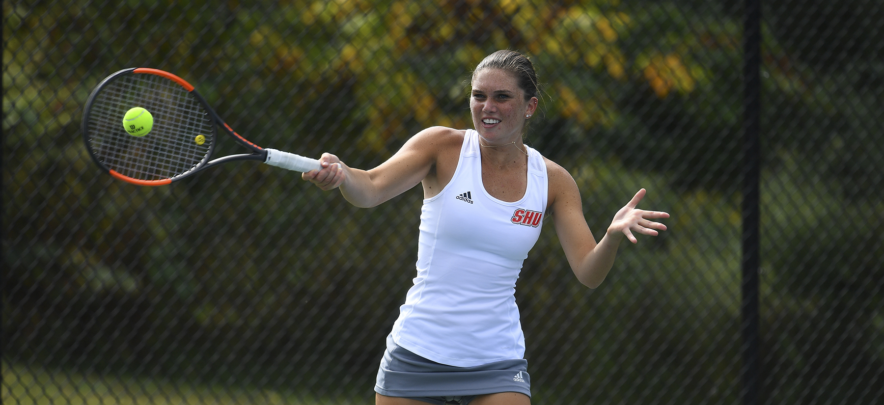 Women's Tennis Blanked By NJIT 7-0