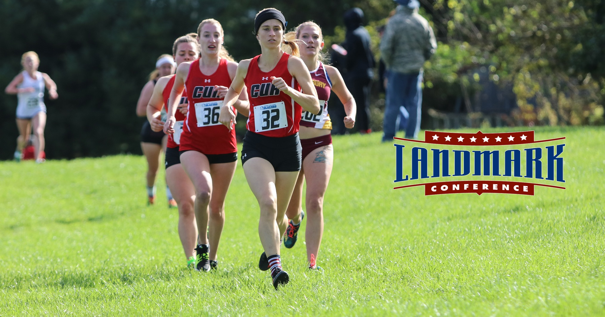 Lyons Earns All-Landmark Conference Second Team Honors