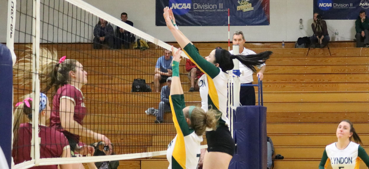 Hornet volleyball swept by Norwich in non-conference matchup