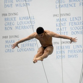 Striving for Perfection: Collegiate Diving Champion Heath Ogawa