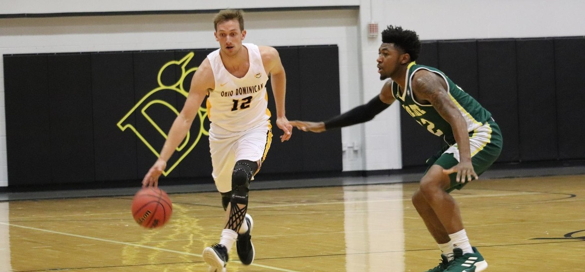 Late Rally Sends Men's Basketball To Road Win At Lake Erie