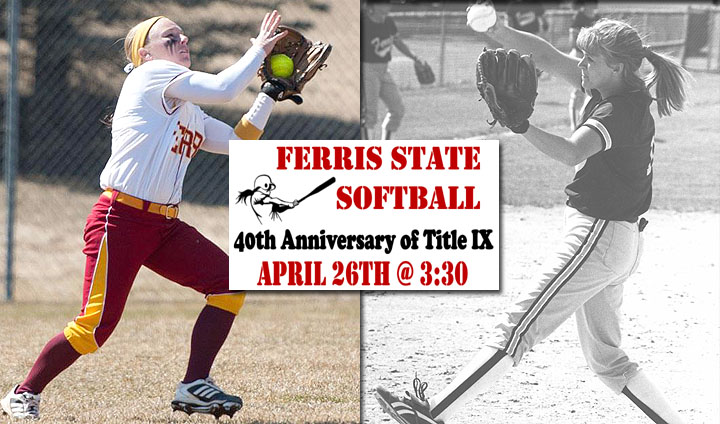 "Ferris State Athletics To Hold Special ""Title IX Celebration"""