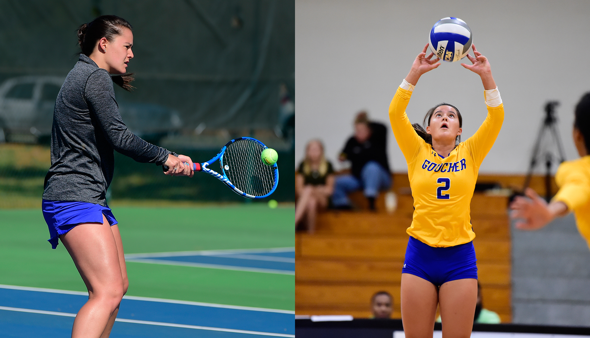 Tes DeJaeger Engineers Her Way As A Two-Sport Student-Athlete At Goucher College