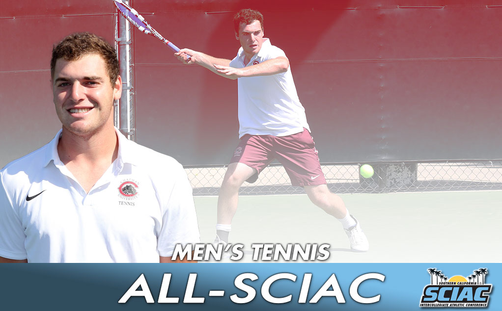 Werman wraps up career with All-SCIAC nod