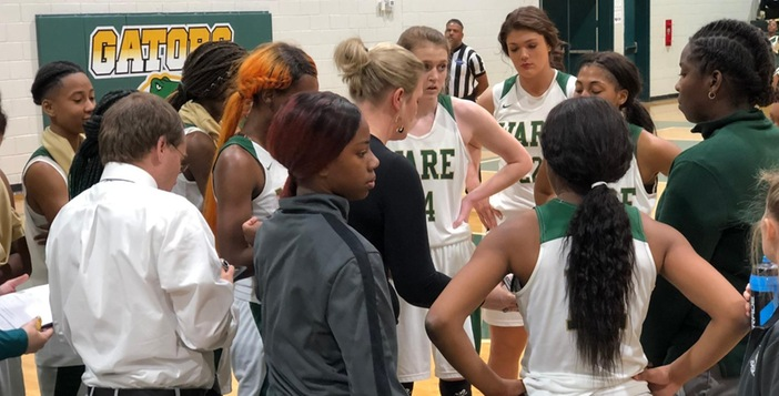 Lady Gators Thump Brantley County