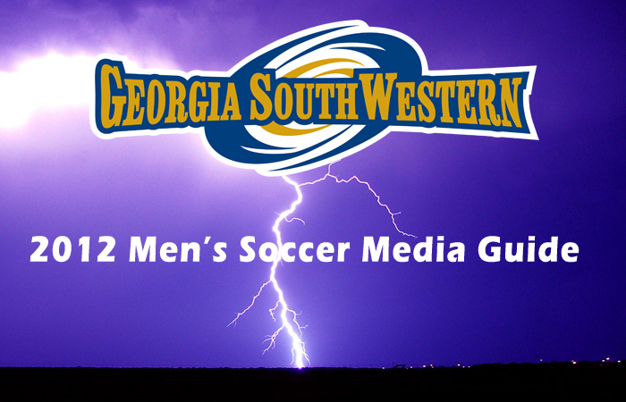 GSW Releases 2012 Men's Soccer Media Guide