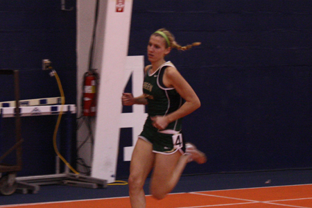 McDaniel competes at Patriot Games