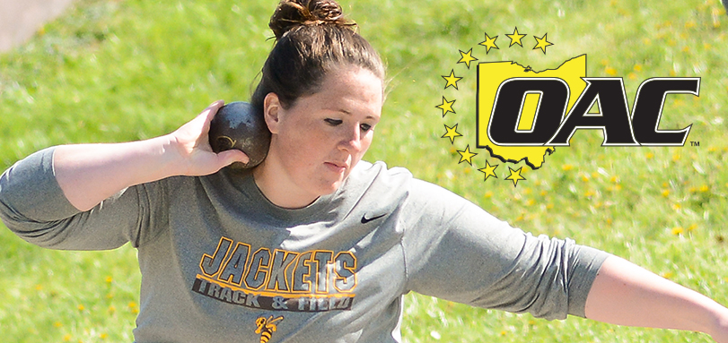 Clouse Garners First Career OAC Outdoor Field Weekly Accolade