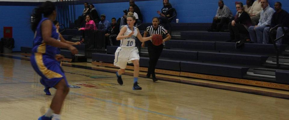 Turnovers Costly for Women's Hoops at #21 CNU