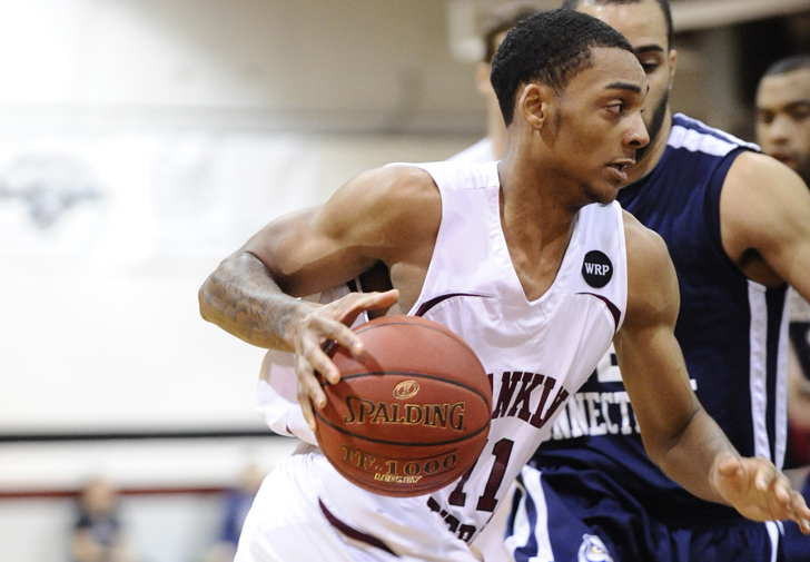 Men's Basketball Uses Late Second Half Surge to Pull Away for 85-72 Win over Molloy
