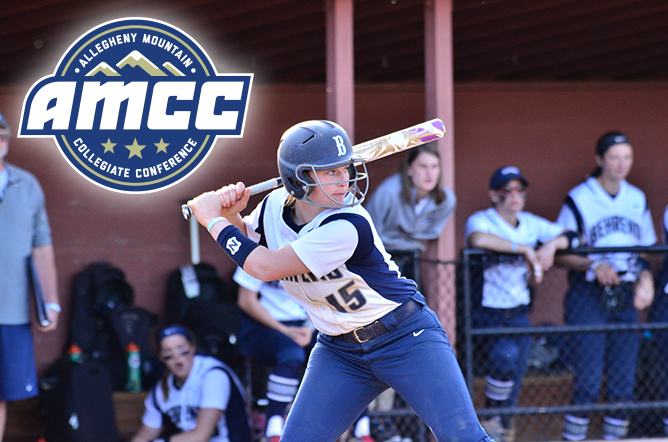 Eight Selected to All-AMCC Softball Team; Bupp Named Player of the Year