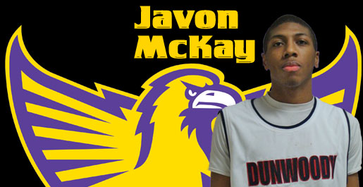 Golden Eagles sign Dunwoody standout Javon McKay