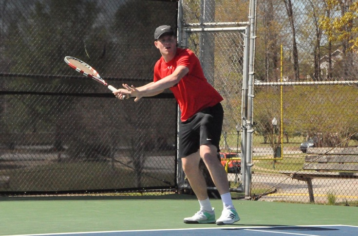 Men's Tennis: Panthers down Montreat 7-2 for 10th win of season