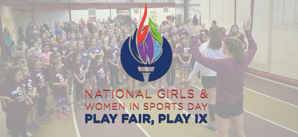 Springfield College Set to Host National Girls and Women in Sports Day on February 16