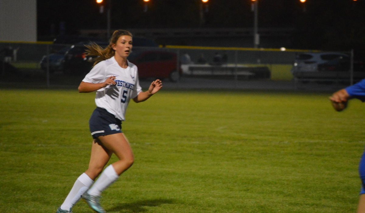 Westminster Women's Soccer Falls to Regionally-Ranked Webster