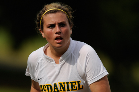 Pair of first-timers lifts McDaniel to win