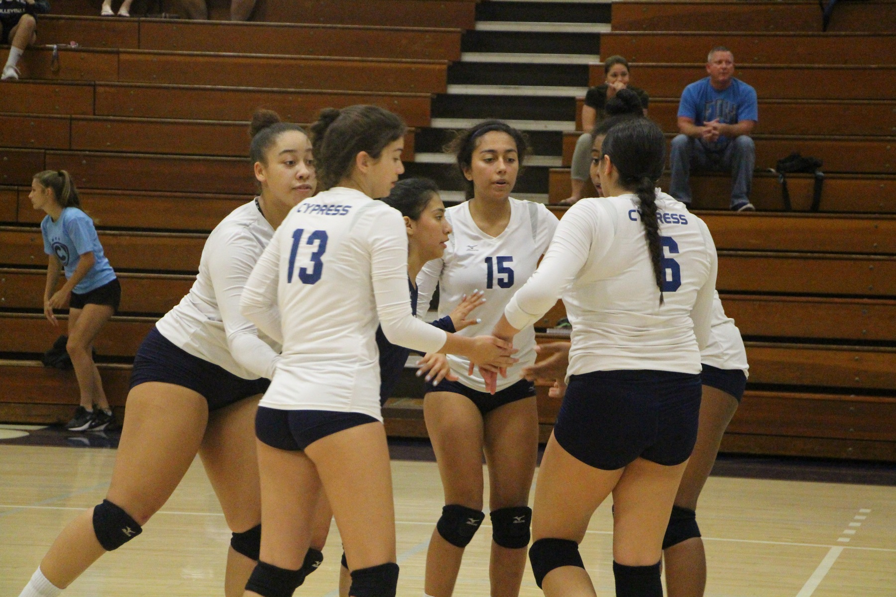No. 19 Chargers Sweep Gauchos for Fourth Consecutive Win