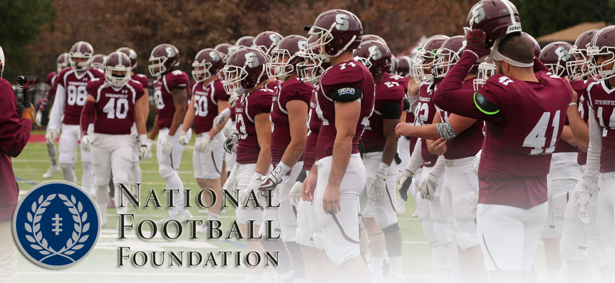 Seven Football Student-Athletes Named To NFF Hampshire Honor Society