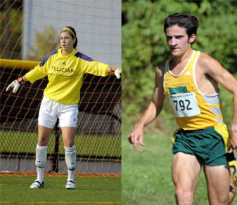 Felician Selects Senior Student-Athletes Of The Year