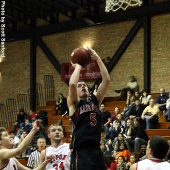 Tough Second Half Dooms Foresters at Ripon