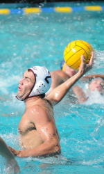 Water Polo's Liam Farrell Checks In
