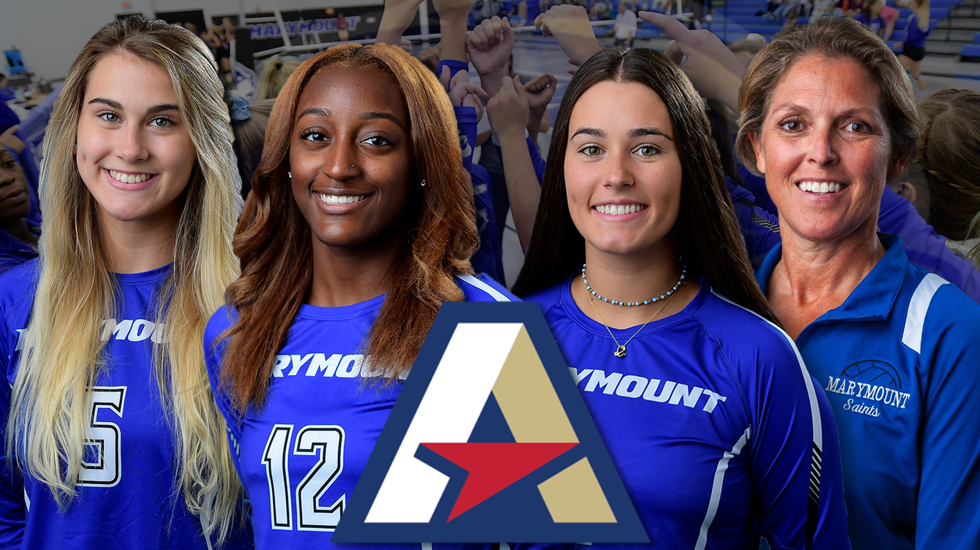 Women's volleyball sweeps Atlantic East major awards, lands four on all-conference teams